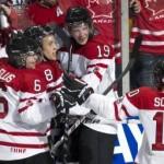 Ryan Ellis (6), Ryan Johansen (19) et Brayden Schenn (10) ont dominé aux derniers Championnats mondiaux.