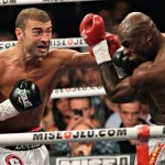 Lucian Bute, Glen Johnson