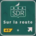 SDR su'la route